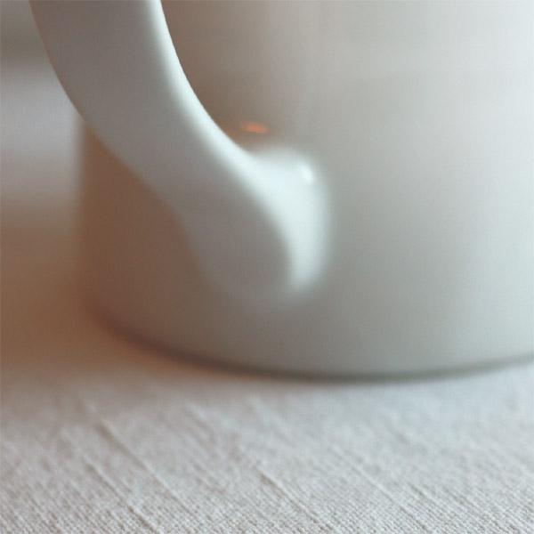 Petit pichet blanc